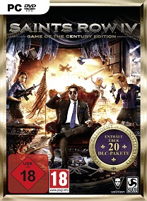 Saints Row IV Game of The Century Edition-PROPHET