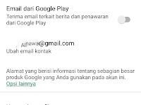 Caranya Mengubah Negara Atau Areal Di Google Play Store