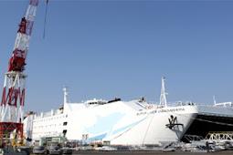 115億円高速貨客船テクノスーパーライナー解体