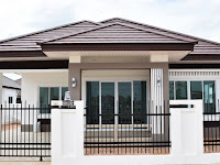 Modern House Design One Story