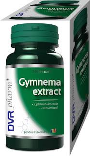 opinii foumuri gymnema extract dvr pharm reglarea glicemiei