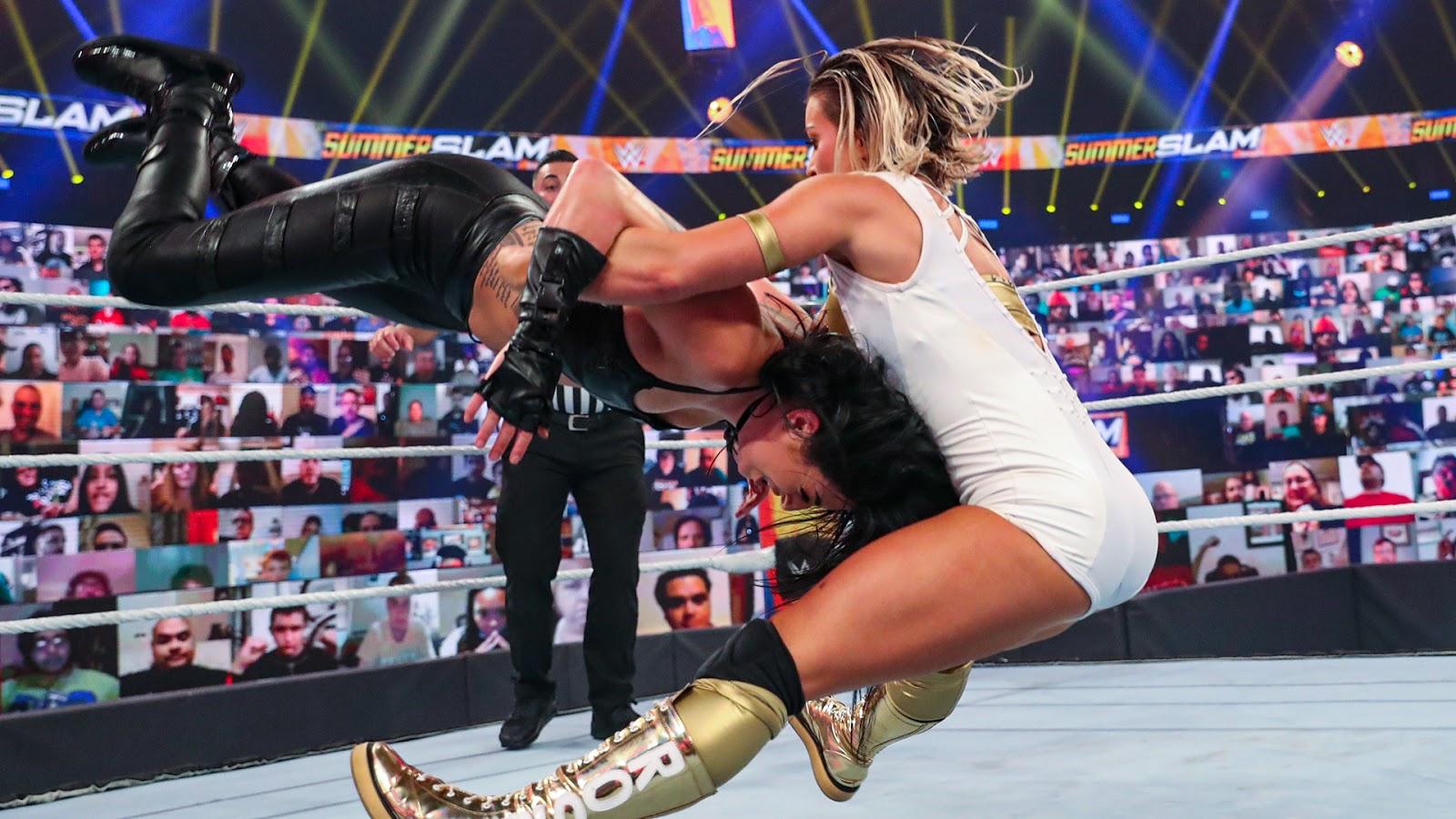 Sonya Deville é derrotada por Mandy Rose e deixará a WWE