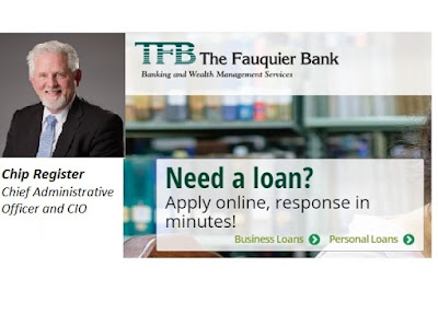The Fauquier Bank Generates $400k in All Digital, Self-Service Loans in One Month