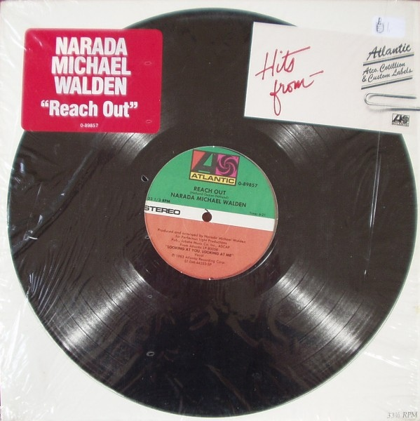 Sucessos De Sempre Narada Michael Walden Reach Out