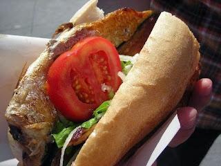 Un entrepà a İstanbul per Teresa Grau Ros