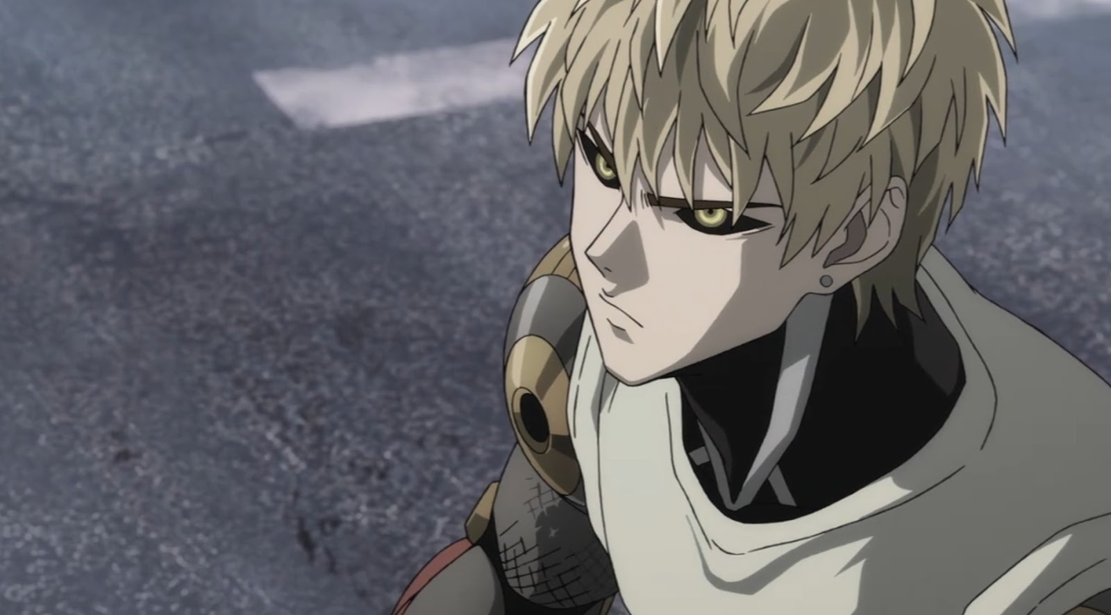 One Punch Man – Episódio 02