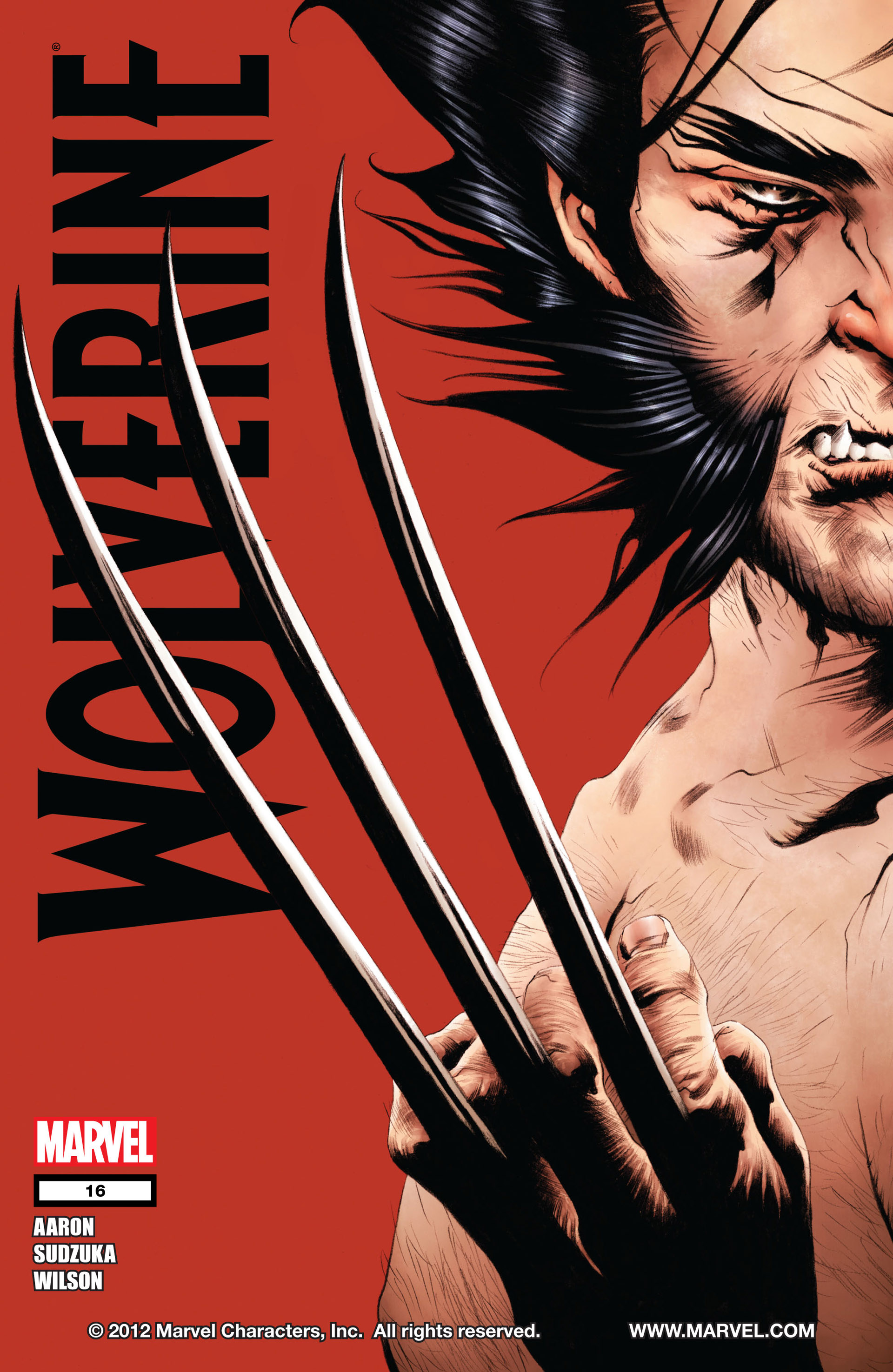 Wolverine (2010) 16 Page 1