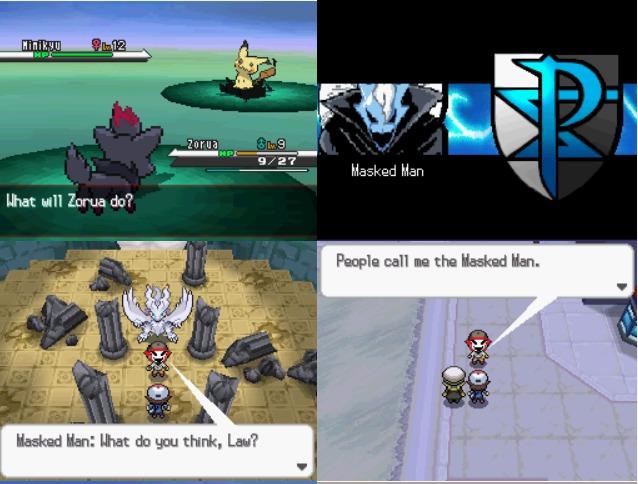 Pokemon Omega Paradox (Hack) NDS ROM - Moontree, Seputar