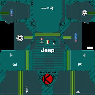 juventus-kits-2018-19-dream-league-soccer-%2528goalkeeper-home%2529-ucl