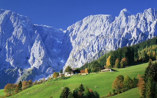 Alpes da Áustria