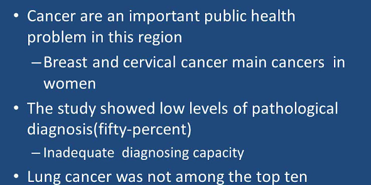 Cervical Cancer is an Important Public Health Problem