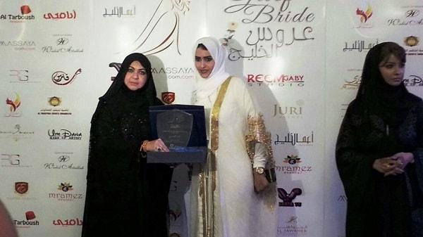 مصممة أزياء سعودية تشارك فى مهرجان الموضة والسياحة بشرم الشيخ