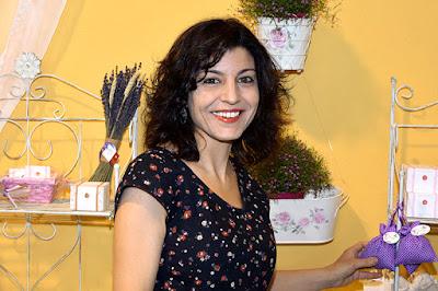 Ana María García Artesana de Jabones del Pirineo