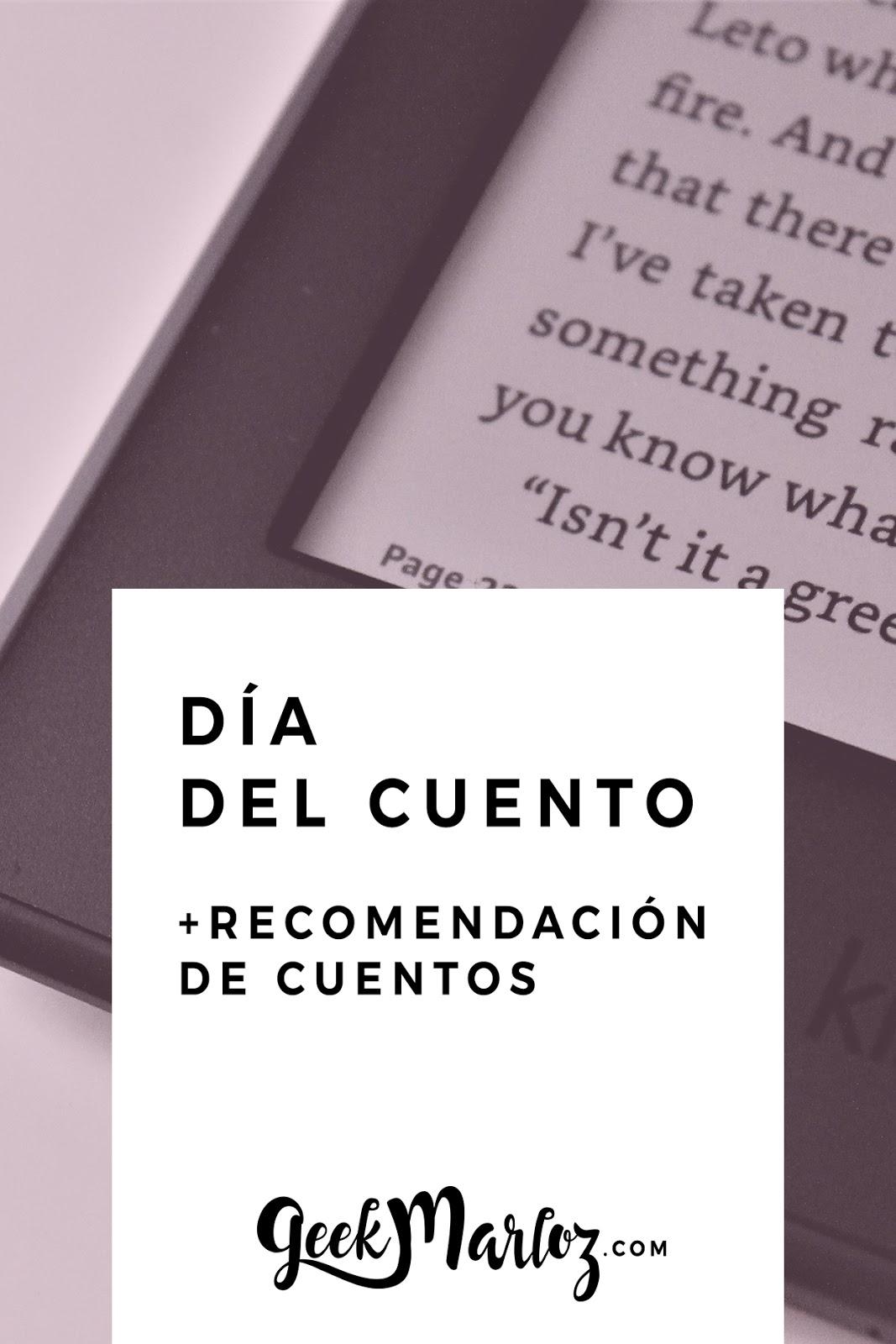 Día del cuento: Recomendación de cuentos