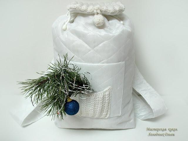 Комплект Снежный Рюкзак
