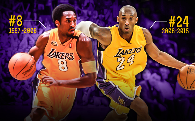 wholesale dealer 4f703 109c8 KATOOGA.PH: Sports | Kobe Bryant's Numbers 8 and 24 Retired ...