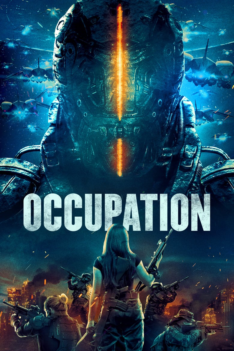 Assistir Occupation