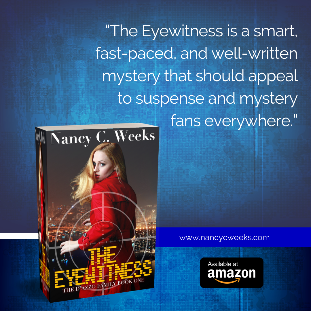 THE EYEWITNESS BOOK 1 D'AZZO FAMILY SERIES
