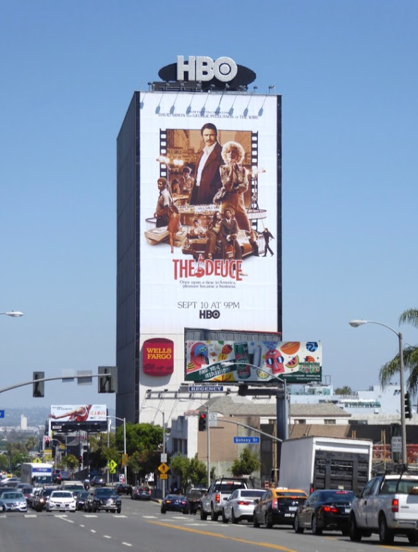 Deuce giant series billboard