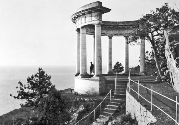 Ореанда. Беседка», 1910 год.Фото: Василий Сокорнов