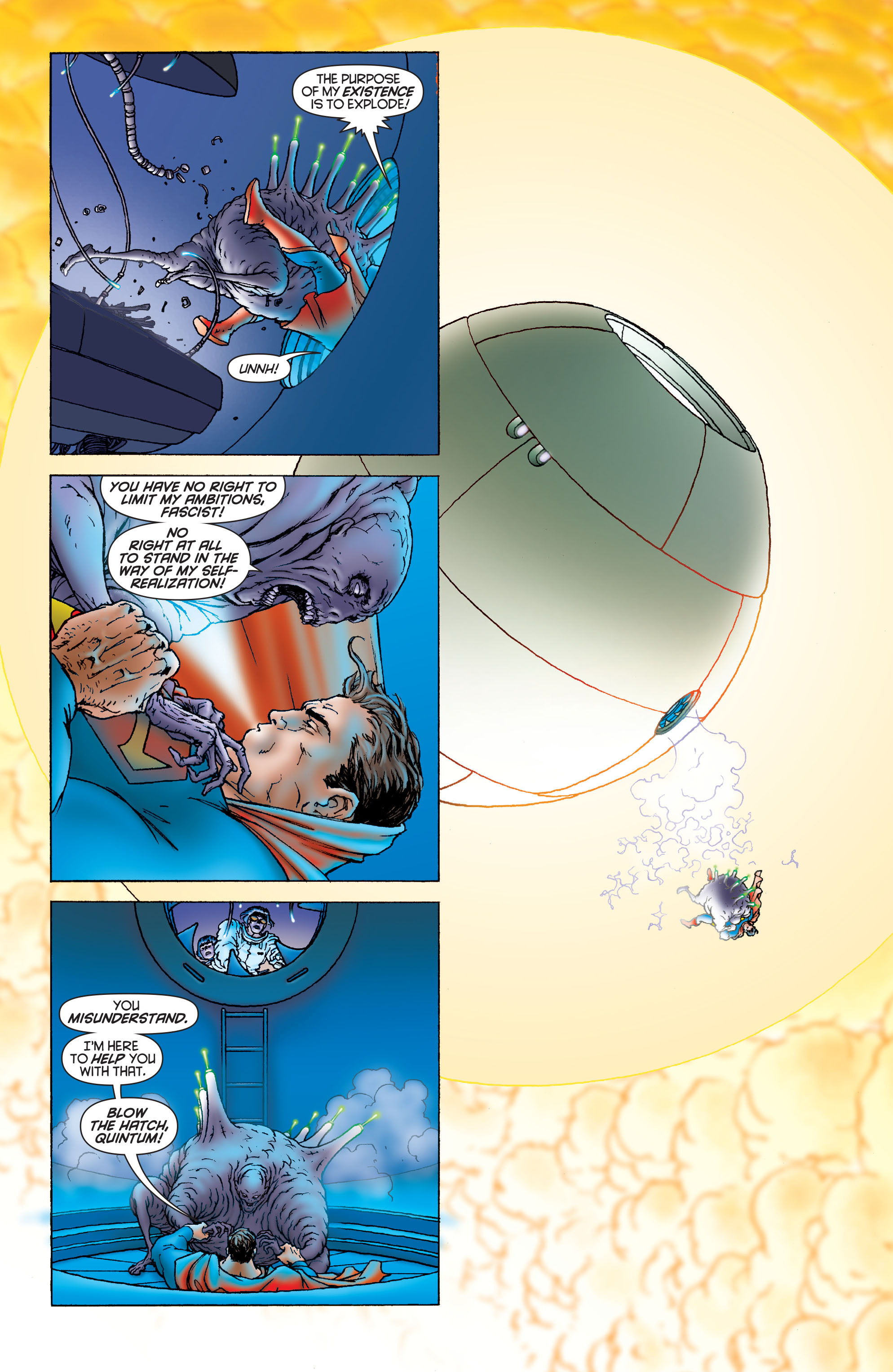 Read online All Star Superman comic -  Issue #1 - 11