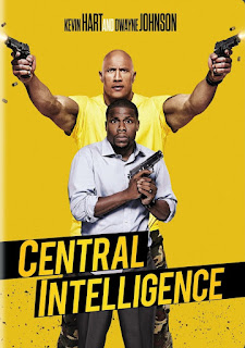 Central Intelligence/Un Espía y Medio