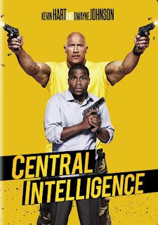 Central Intelligence/Un Espía y Medio