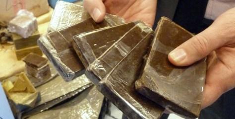 Gabes: Saisie de 200 kg de haschich « Takrouri » et arrestation des dealers