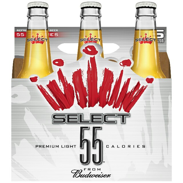budweiser beer calories - 537×600