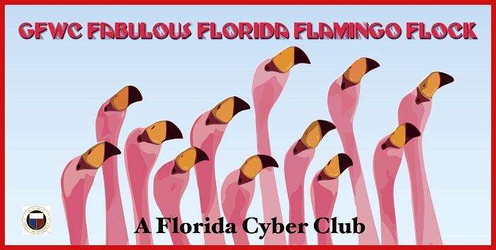 GFWC Fabulous Florida Flamingo Flock - a Florida Cyber Club