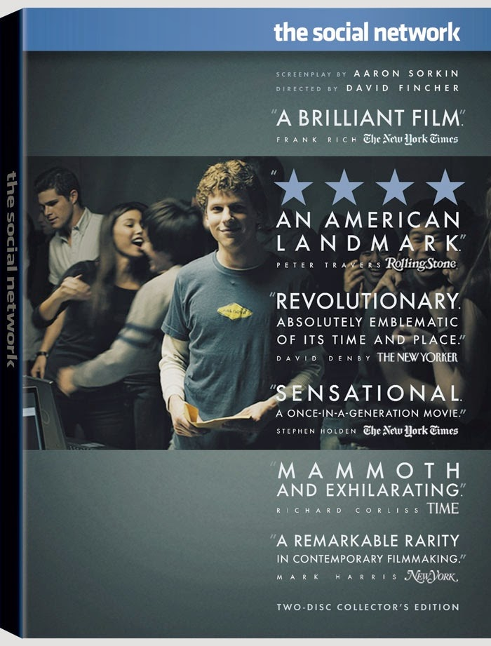 The Social Network (2010) BluRay 720p