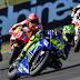 La distancia de carrera de MotoGP cambiarán a partir de 2018