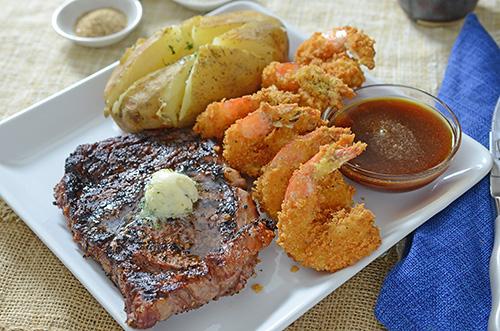 coconut fried shrimp recipe, ribeye steak compound butter, grilled steak recipe