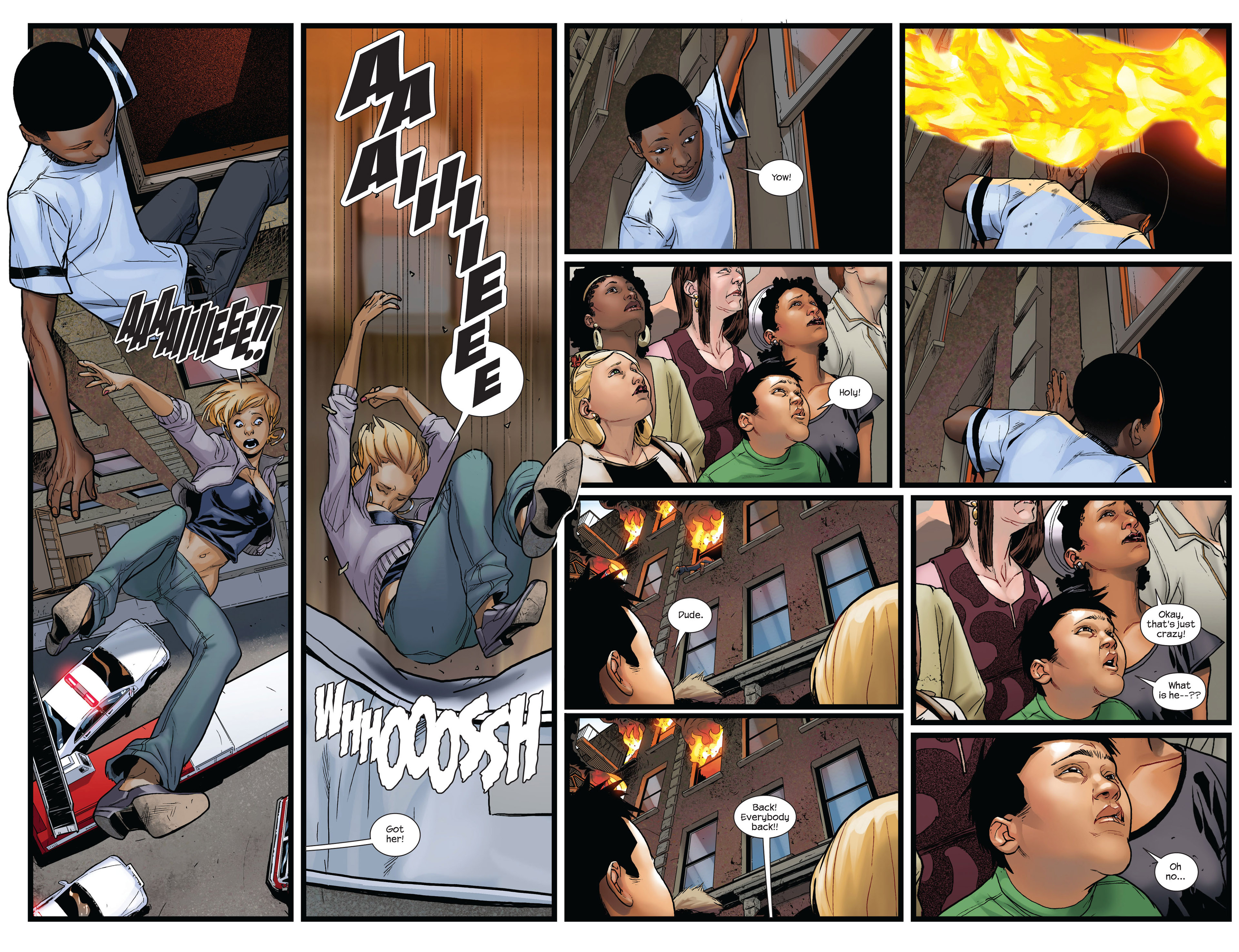 Read online Ultimate Comics Spider-Man (2011) comic -  Issue #3 - 11