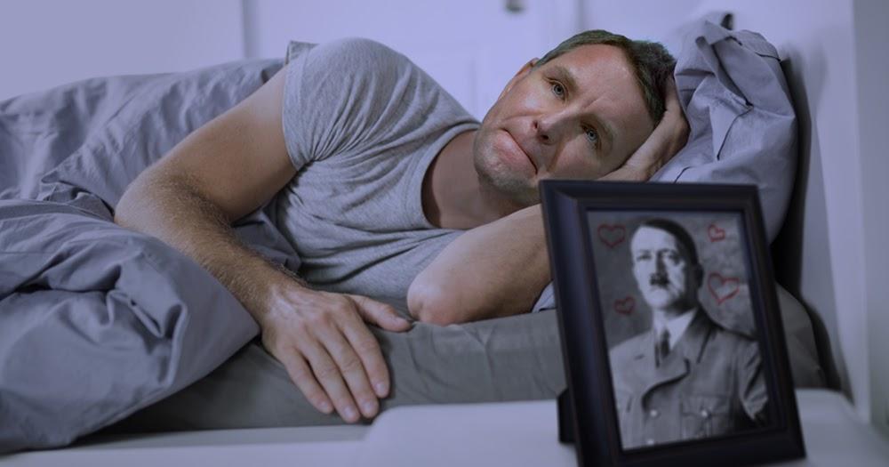 """""""Du machst mir nichts als Ärger"""": Björn Höcke dreht Hitler-Foto auf seinem Nachttisch um"""