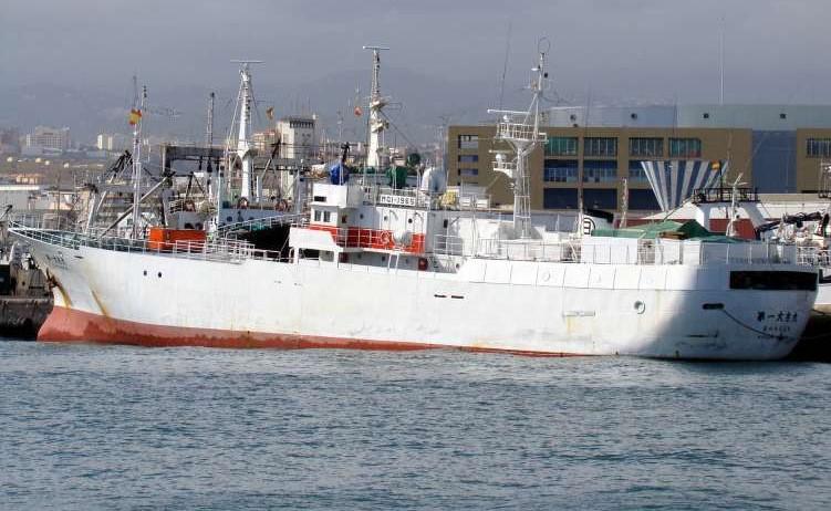Through the gaps newlyn fishing news japanese fishing for Japanese fishing boat