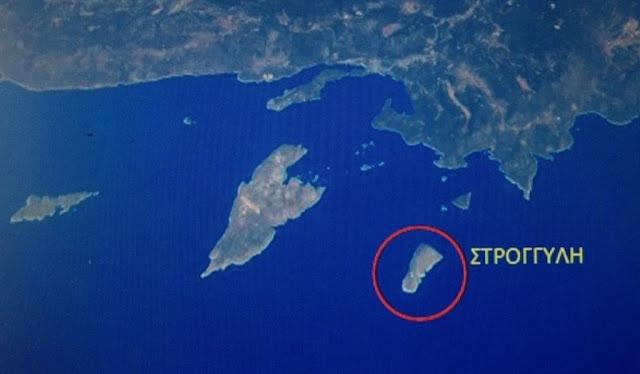 """Η Τουρκία """"εγκλωβίζει"""" Καστελόριζο - Στρογγύλη την ημέρα της επίσκεψης Obama"""