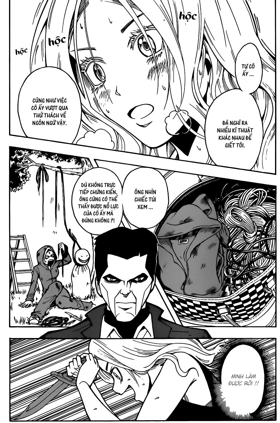 Ansatsu Kyoushitsu chap 27 trang 15