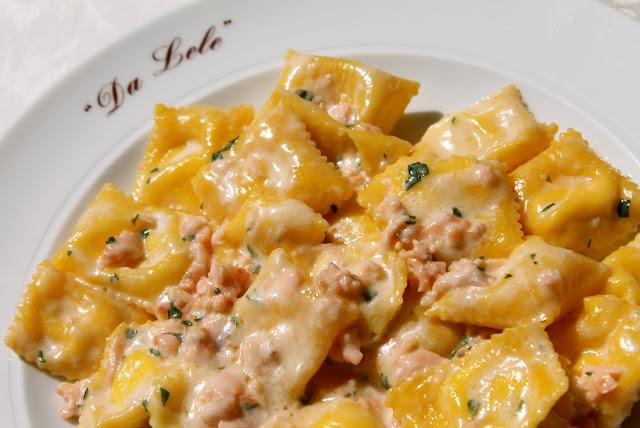 Da lele rimini primi piatti italian cooking for Primi piatti pesce
