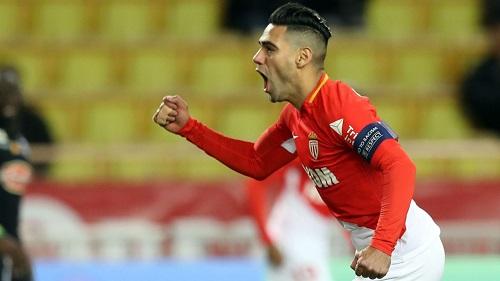 Cầu thủ Falcao đội tuyển AS Monaco