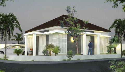 model rumah atap limas 1