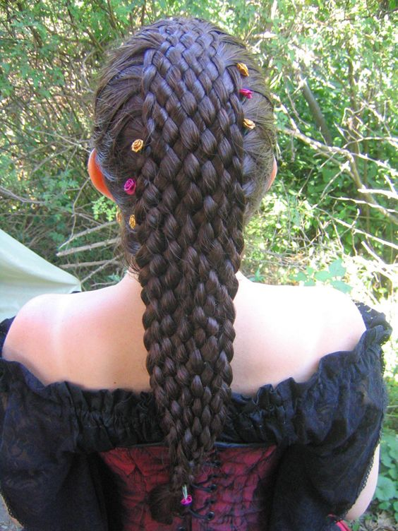 Impressive Basket Weave Braids The HairCut Web