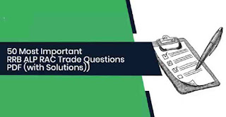 RAC Trade Questions PDF