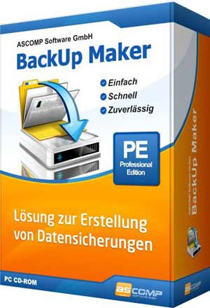 BackUp Maker Professional 7.404 Full | Español | MEGA