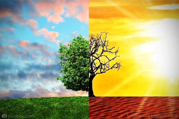 Hubungan Global Cooling Dan Global Warming Terhadap Perubahan