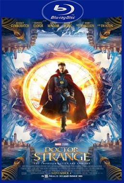 Doutor Estranho (2017) BluRay Rip 720p / 1080p Torrent Dublado