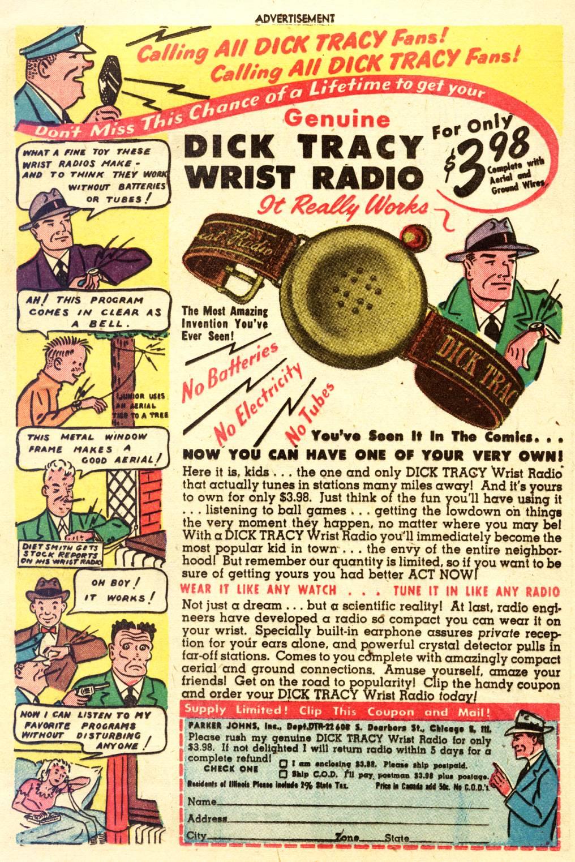 Read online Detective Comics (1937) comic -  Issue #128 - 37