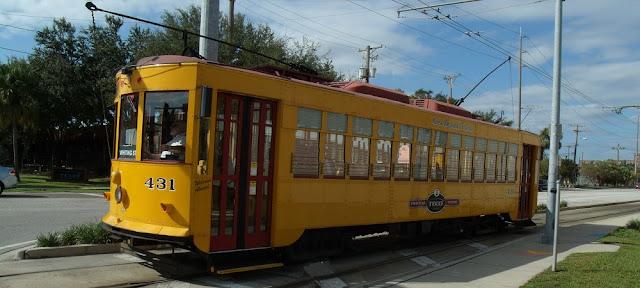 Tranvía en Tampa