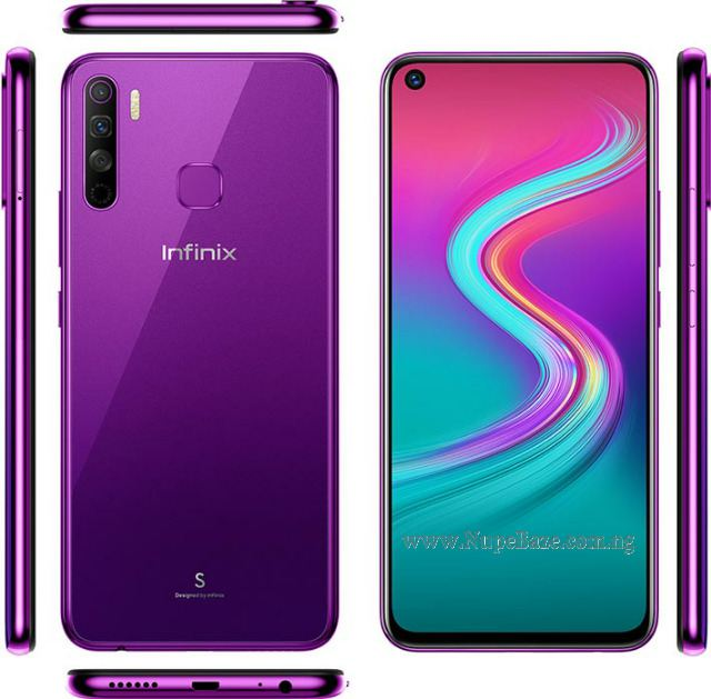Infinix S5 Lite Full Specs, Features And Price In Nigeria