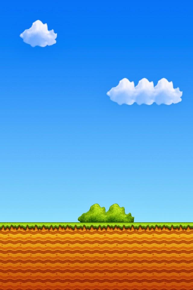Super Mario Wallpaper Iphone 5 Deixe Seu Whatsapp Com Papel De Parede Personalizado